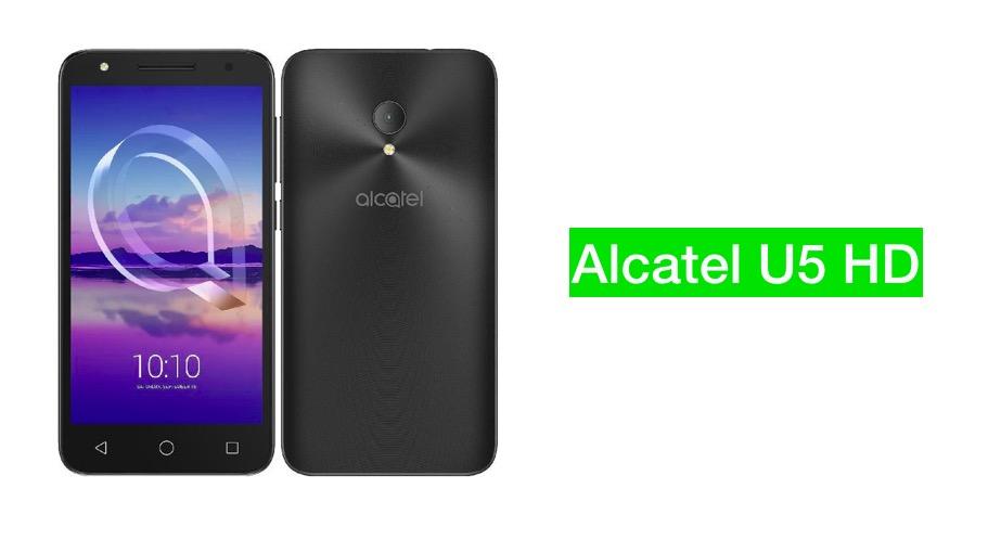 Alcatel u5 user manual pdf