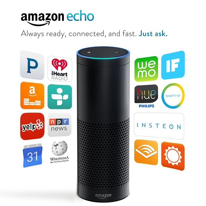Amazon working on a smaller version of Amazon Echo