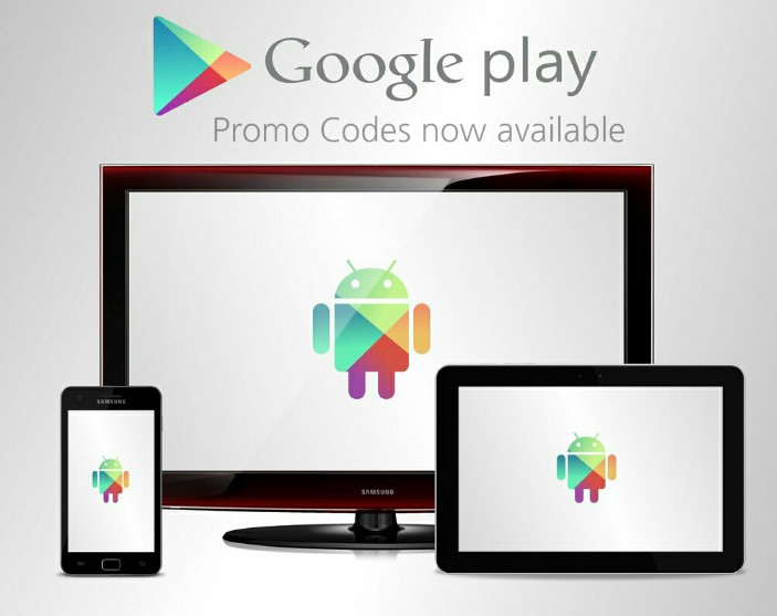 Google finally allows promo codes for apps in Playstore