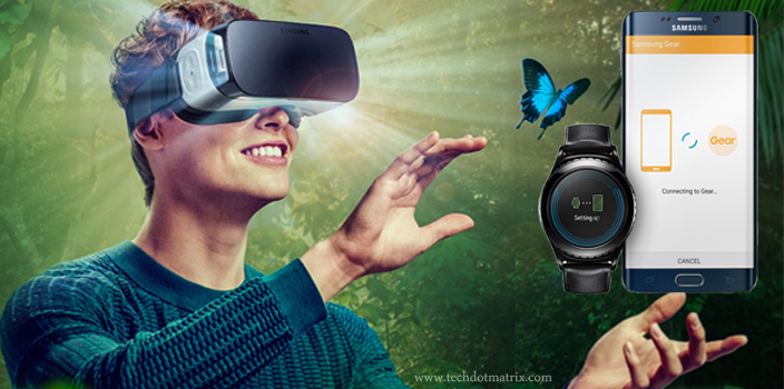 Samsung launched Samsung VR and Gear S2 in India