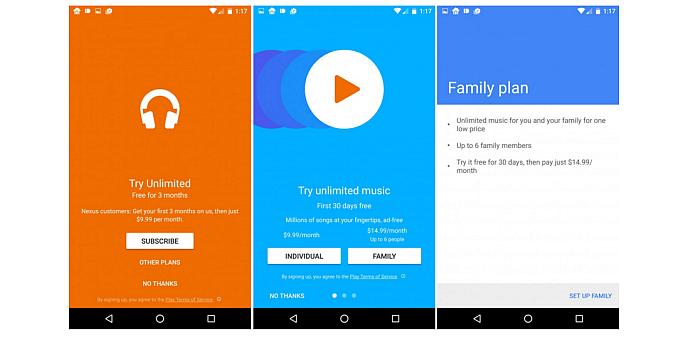 Step 1 Google Music Family Plan Image 2
