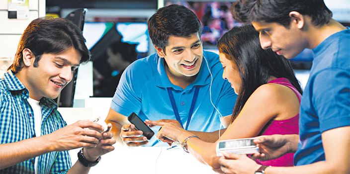 India has overtaken US to become the second-biggest smartphone market in the world