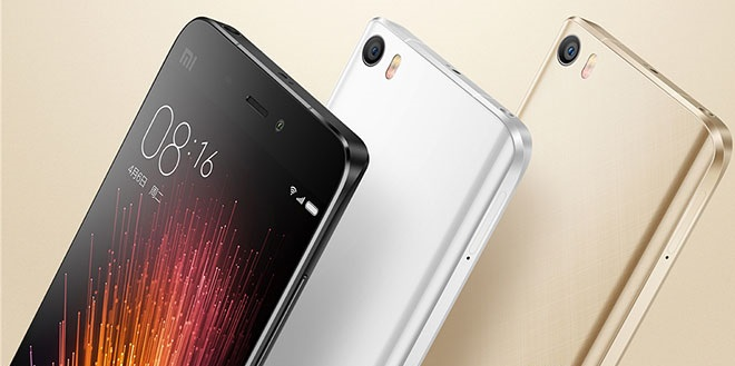 Xiaomi Mi 5 to be launched in India on March 31, to go on sale in April