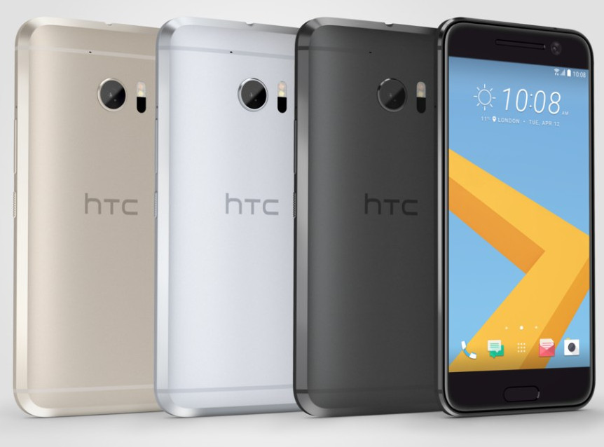 HTC 10 and HTC 10 Lifestyle