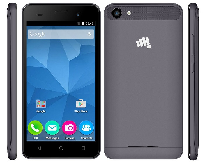 Micromax Canvas Spark 2 Plus with 5-inch display, 1 GB RAM, Android 6.0 at Rs 3999