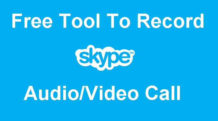 record Skype calls