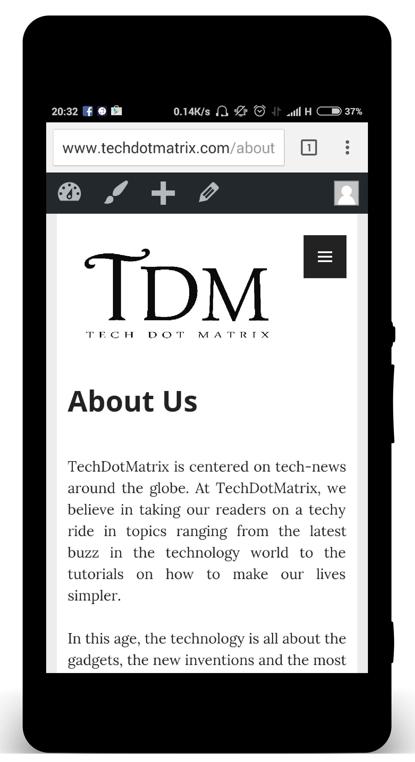 Screener app Android