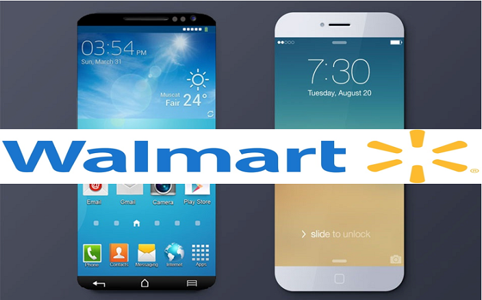Walmart discount on iPhones and Galaxy smartphone