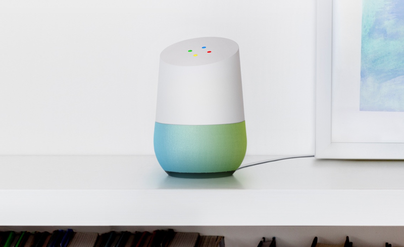 Google Home is the competitor of Amazon Echo