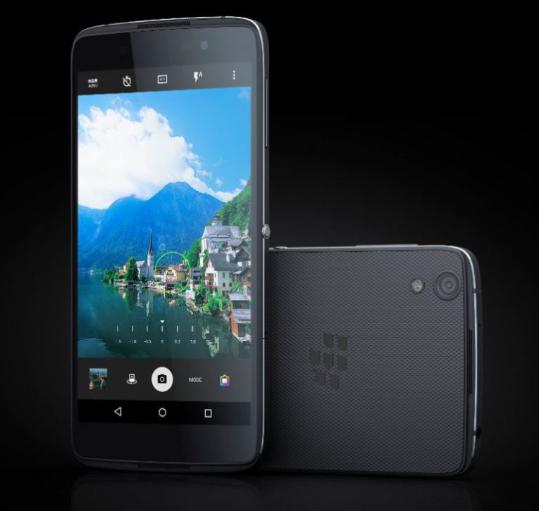 blackberry dtek50 the worlds most secure android smartphone