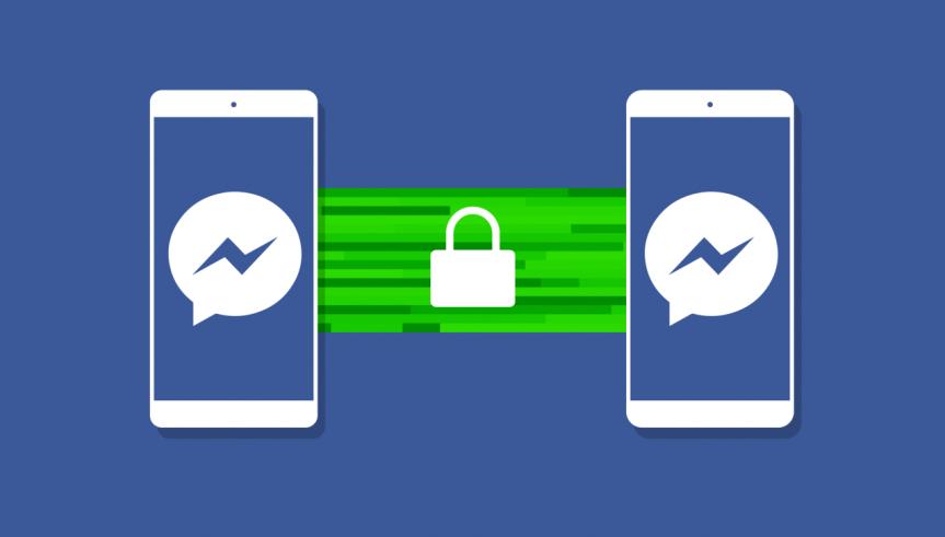 facebook messenger adds end to end encryption