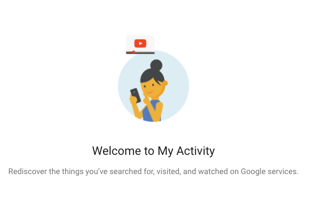 My Activity by Google