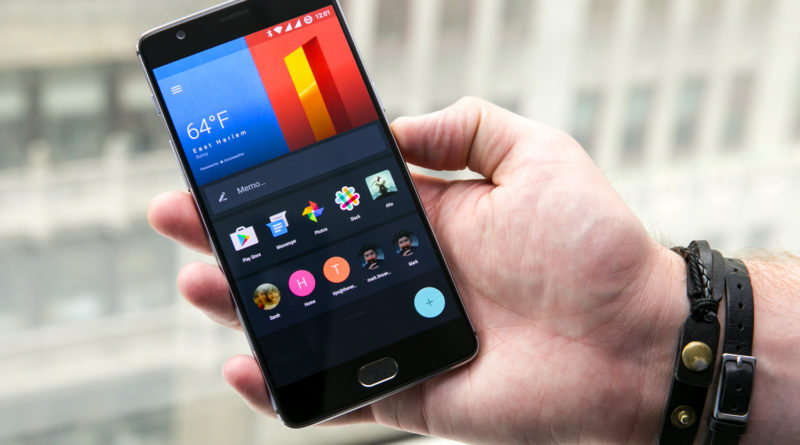 oneplus 3 and idea