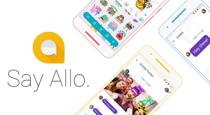 Google Allo in Android