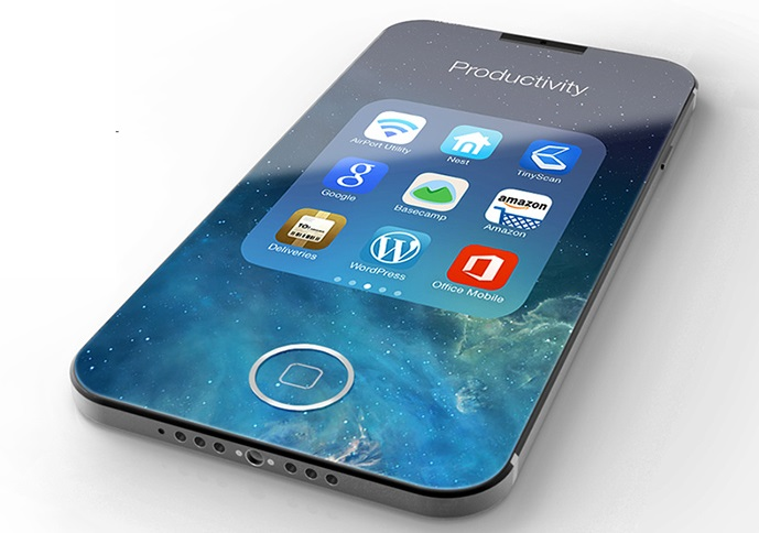 screenshot in iPhone 7