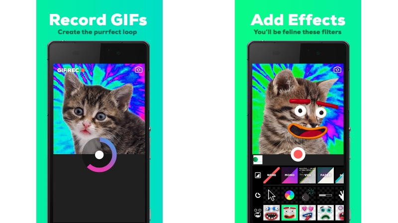 Giphy cam for Android