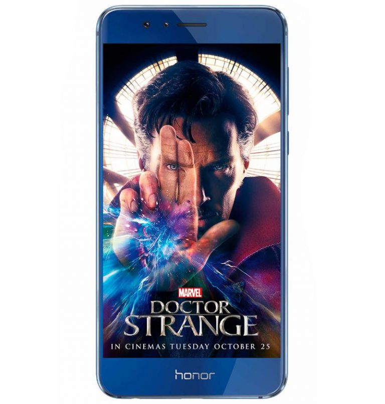 Honor 8 Doctor Strange Limited Edition smartphone