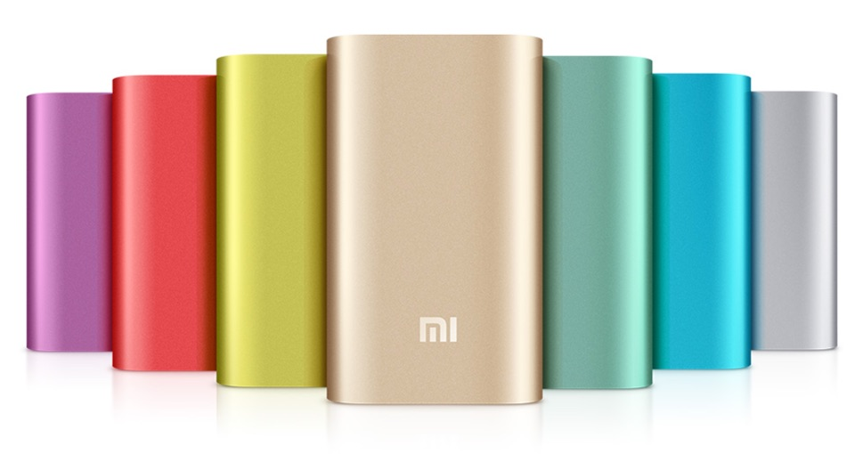 xiaomi power banks