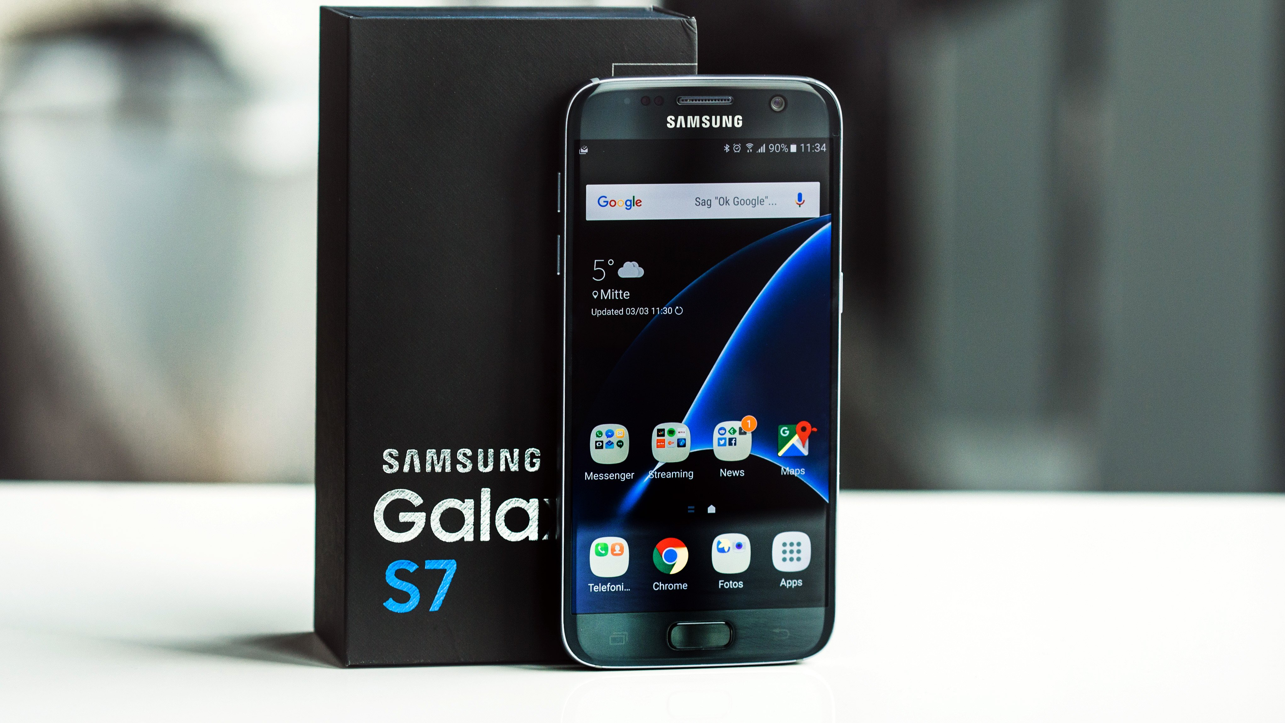 The Latest Update In Samsung Galaxy S7 And Samsung Galaxy