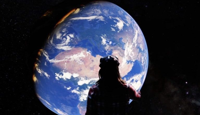 Google Earth VR for HTC Vive