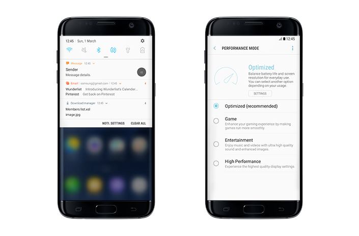 List of Samsung Smartphones that would receive Android 7.0 Nougat update