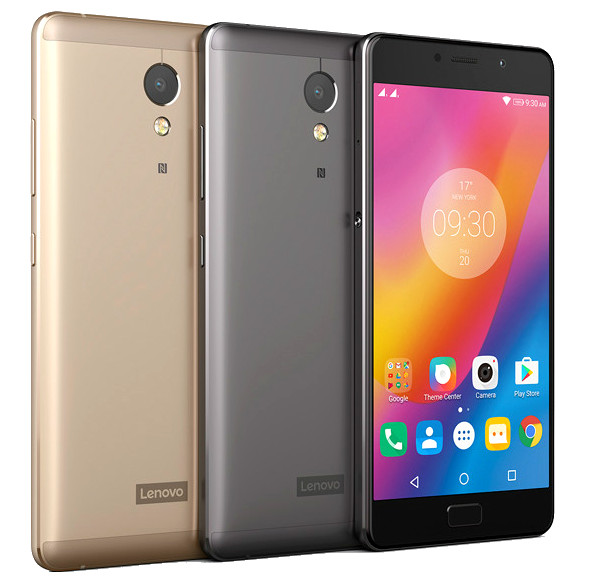 Lenovo P2 with 5.5-inch display, Snapdragon 625 launched finally ...