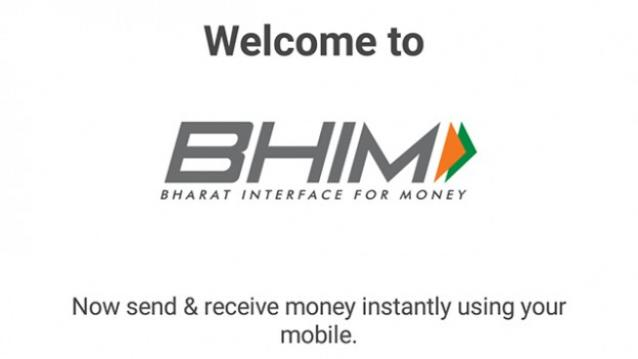 Aadhaar Payments in BHIM app