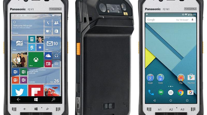 Panasonic Toughpad FZ-F1 and FZ-N1