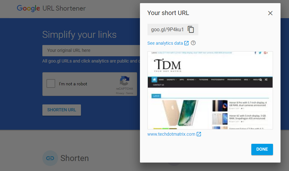 best url shortening platforms