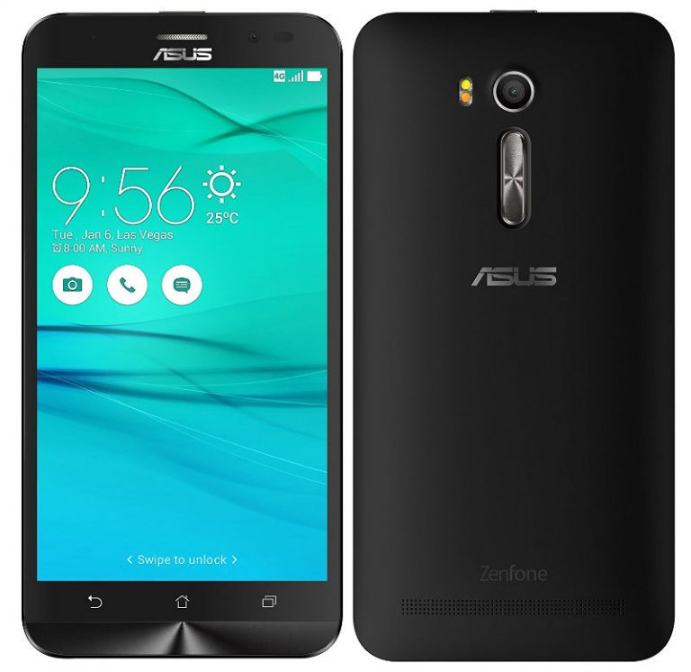 Asus Zenfone Go 5.5 in India