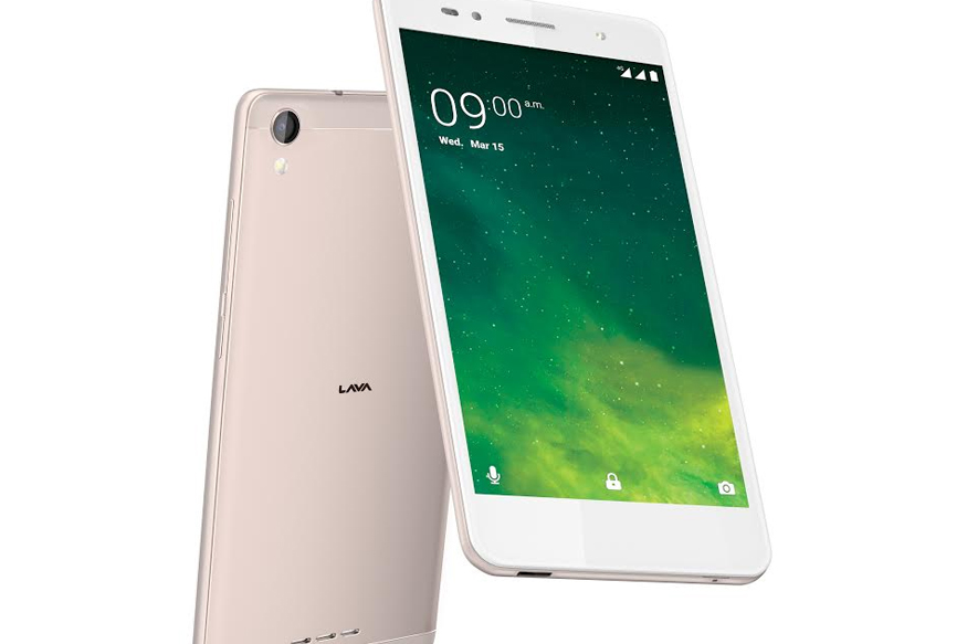 Lava Z10 specifications