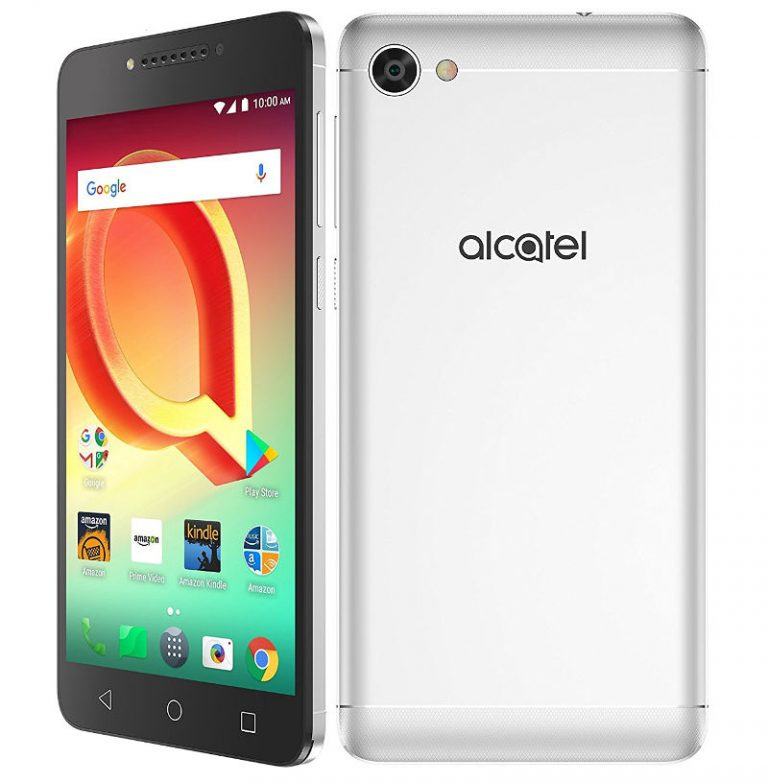 alcatel a50 specifications