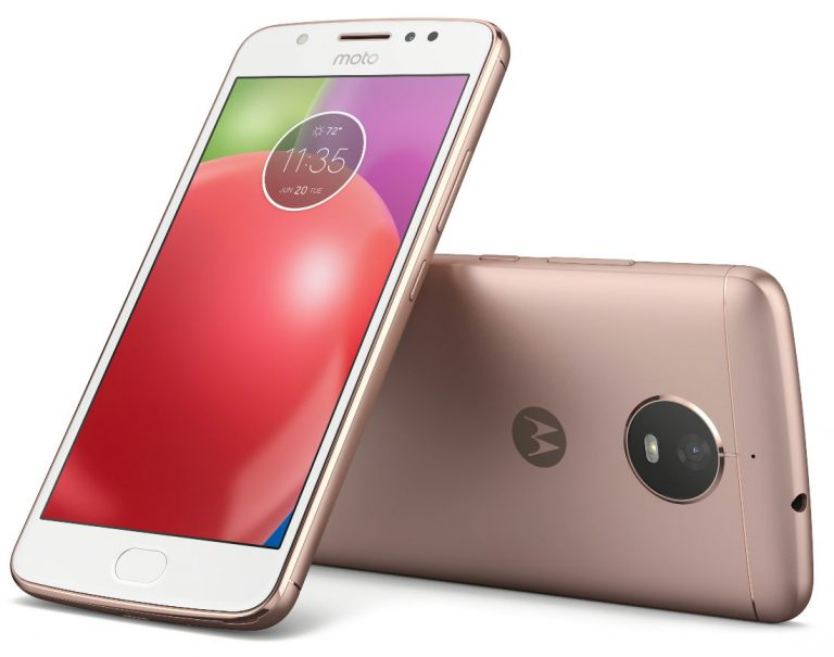 Moto E4 specifications