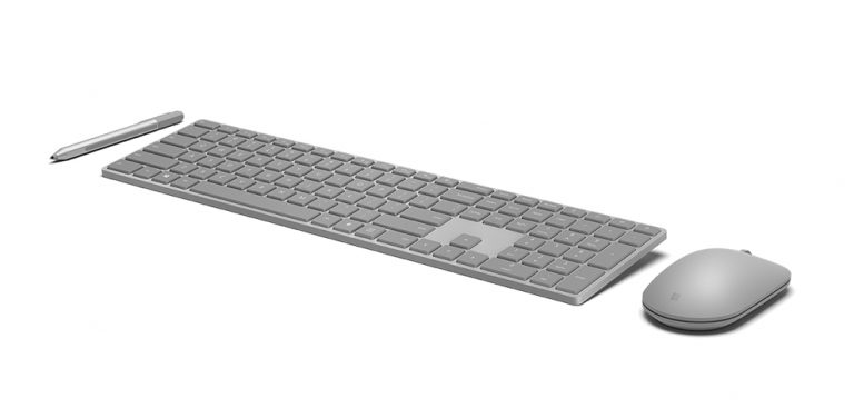 microsoft modern keyboard modern mouse