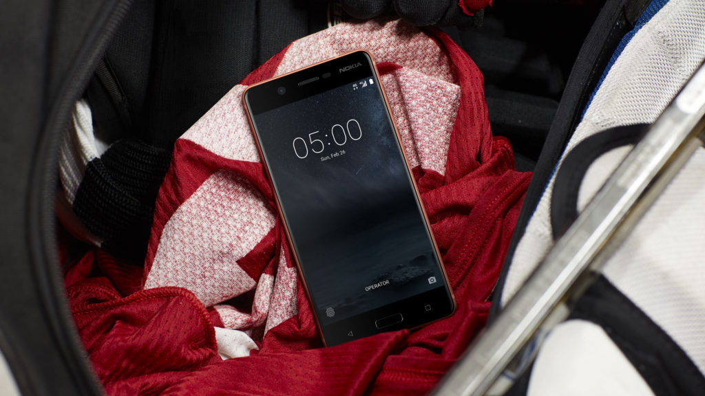 Nokia 5 in India launched