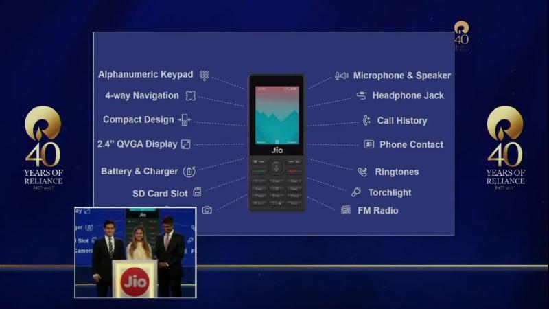 JioPhone plans