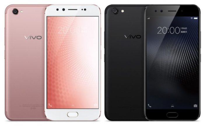 vivo x9s plus specifications