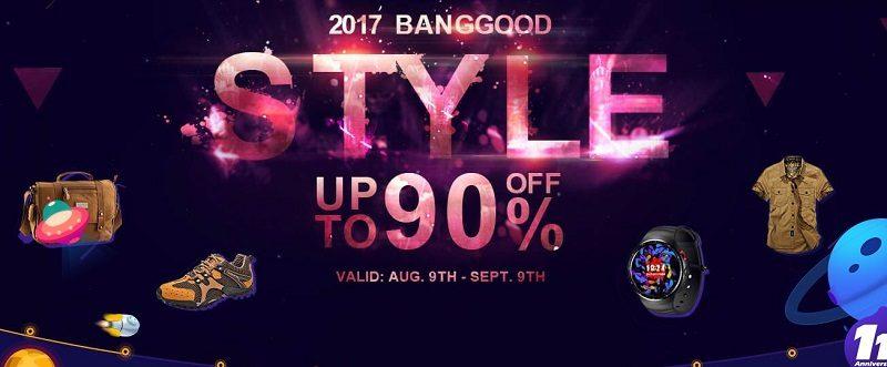2017 banggood 11th anniversary deals