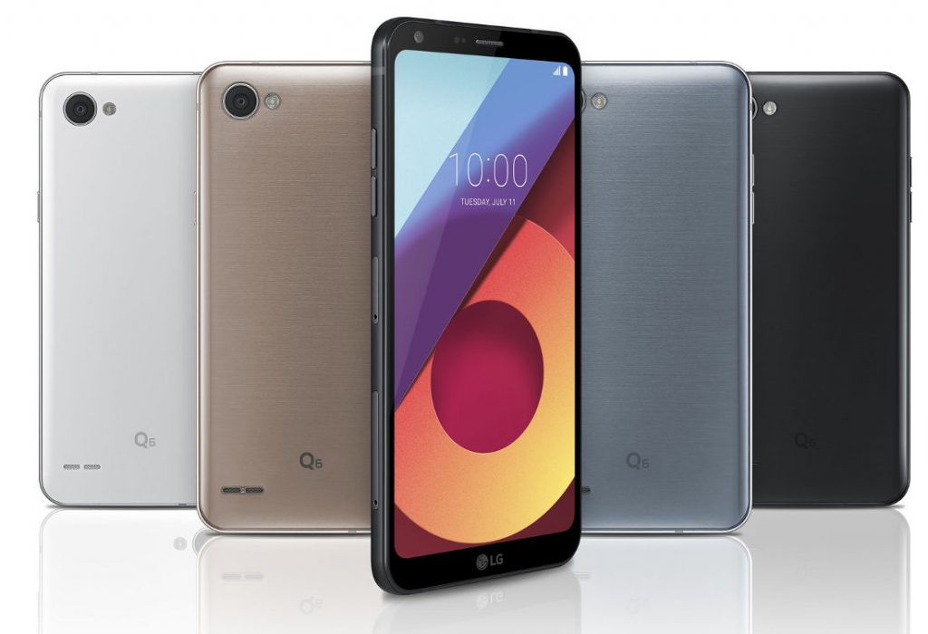 LG Q6 India specifications