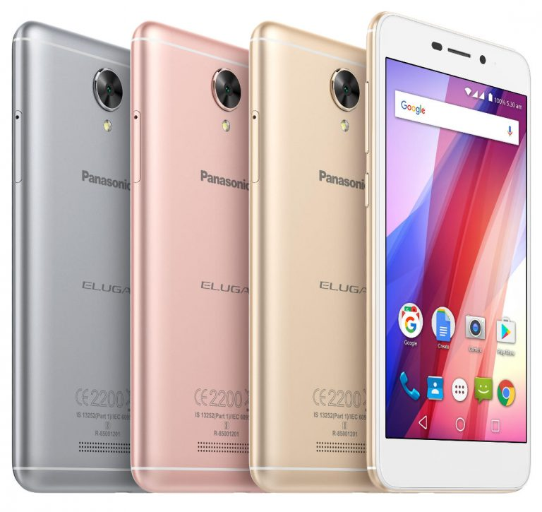 Panasonic Eluga I2 Active specifications