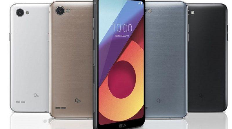 lg q6 in india