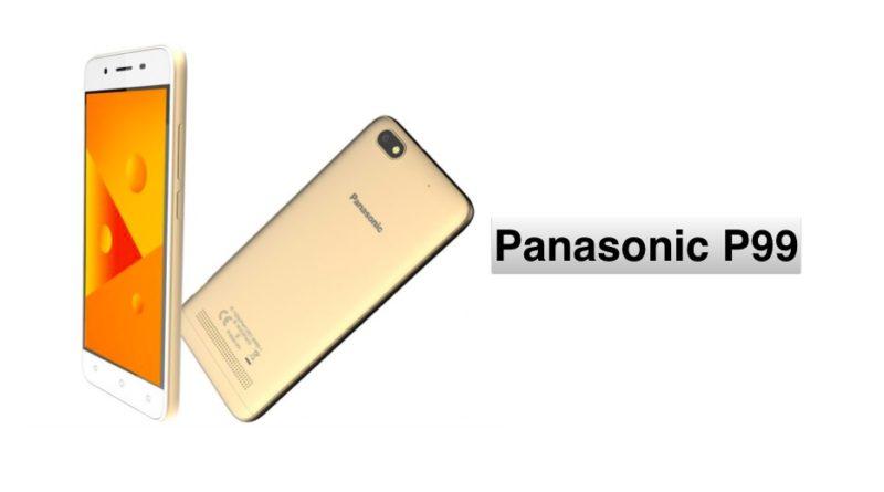 Panasonic P99 smartphone specifications