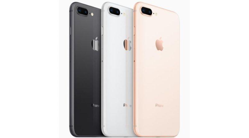 apple iphone 8 plus specifications