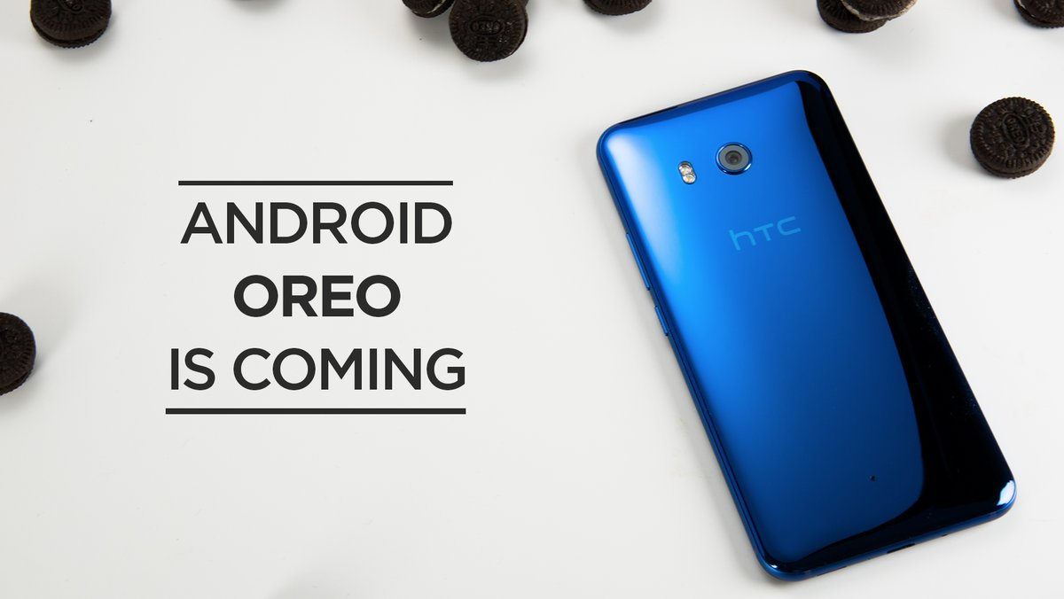 htc android oreo update list