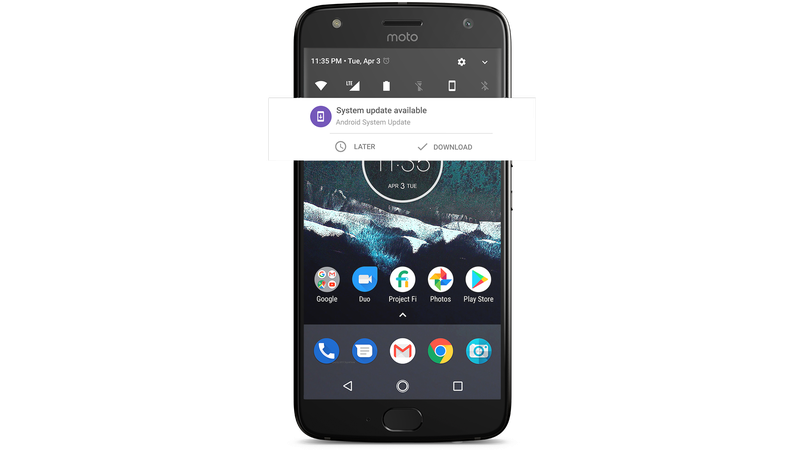 moto x4 android one project fi smartphone