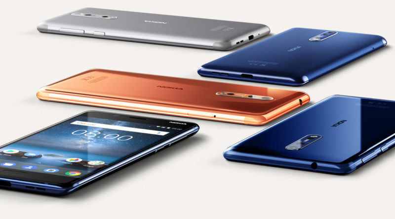 nokia 8 in india specifications