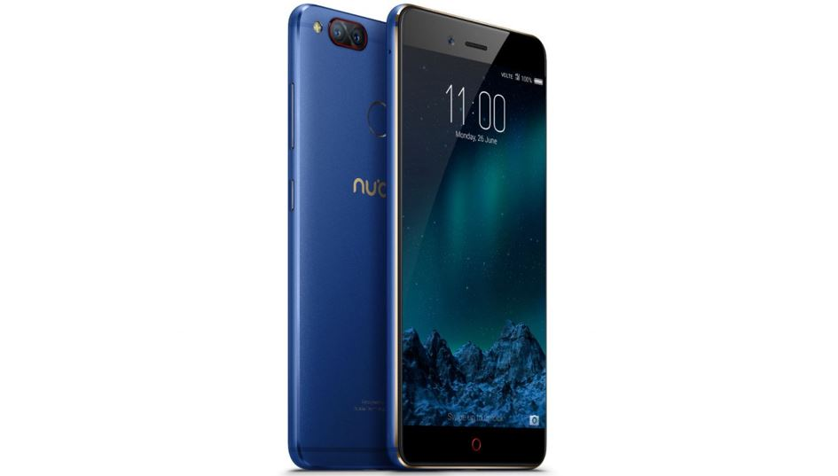 nubia z17 mini limited edition