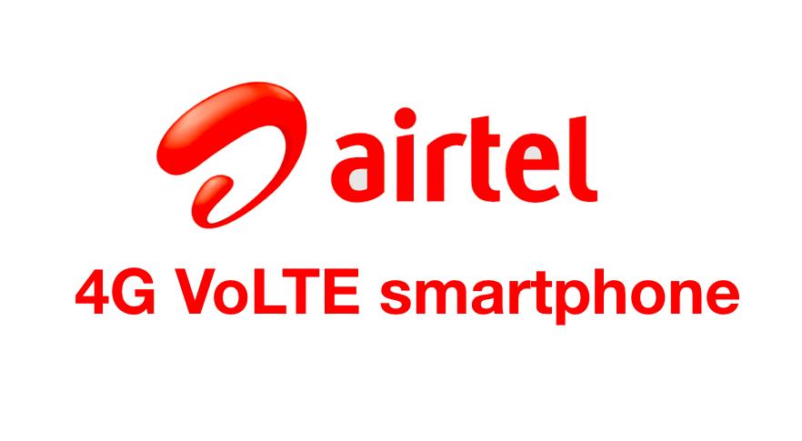Airtel VoLTE compatible smartphones