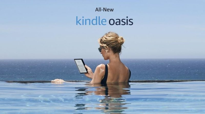 all new kindle oasis