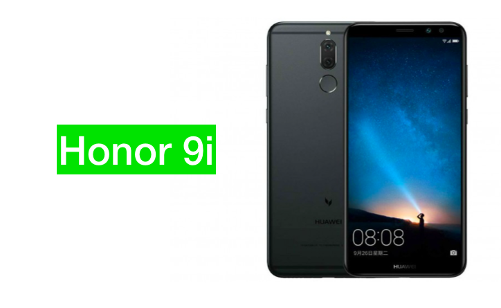 honor 9i specifications